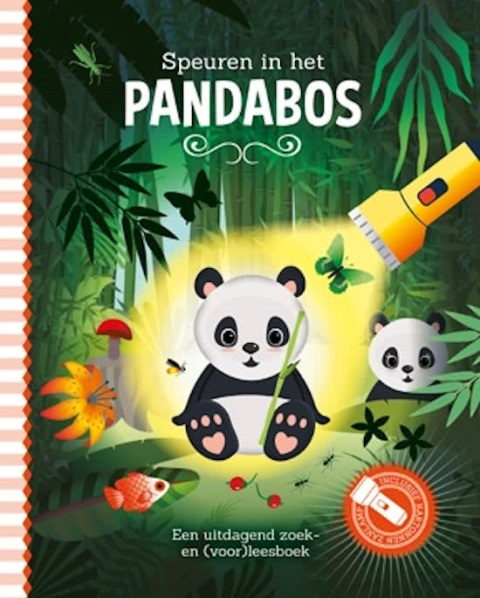 Pandabos cover